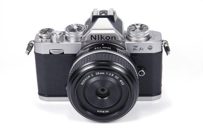 Nikon ZFc APS-C Mirrorless Camera Review