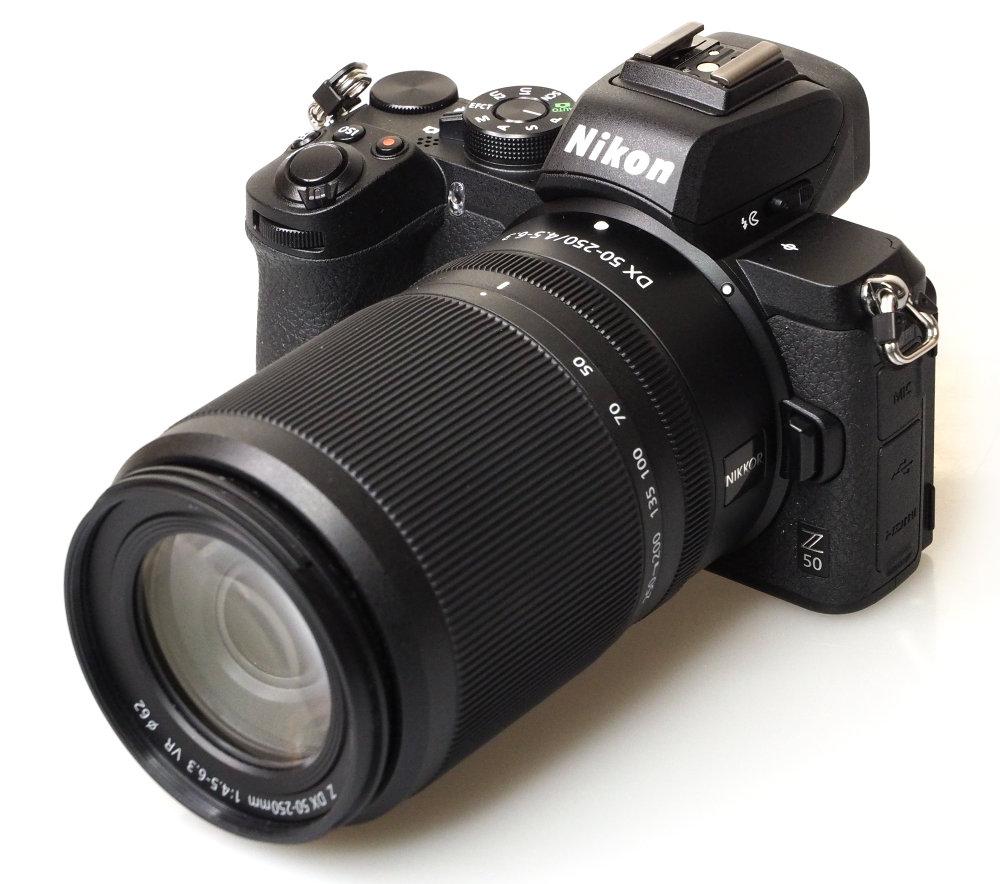 Nikon Z DX 50 250mm Lens (1)