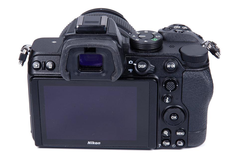 Nikon Z5 Body Rear View