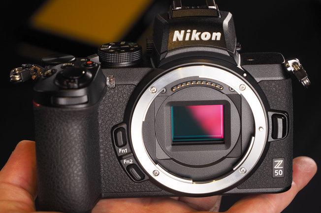 Nikon's new APS-C mirrorless camera