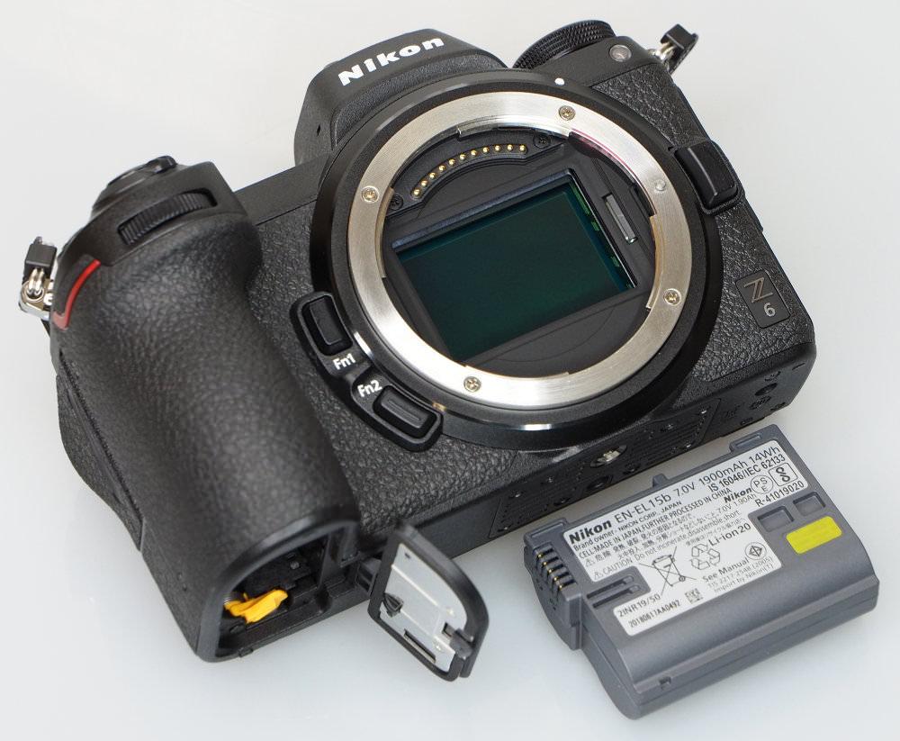 Nikon Z6 Body (1)