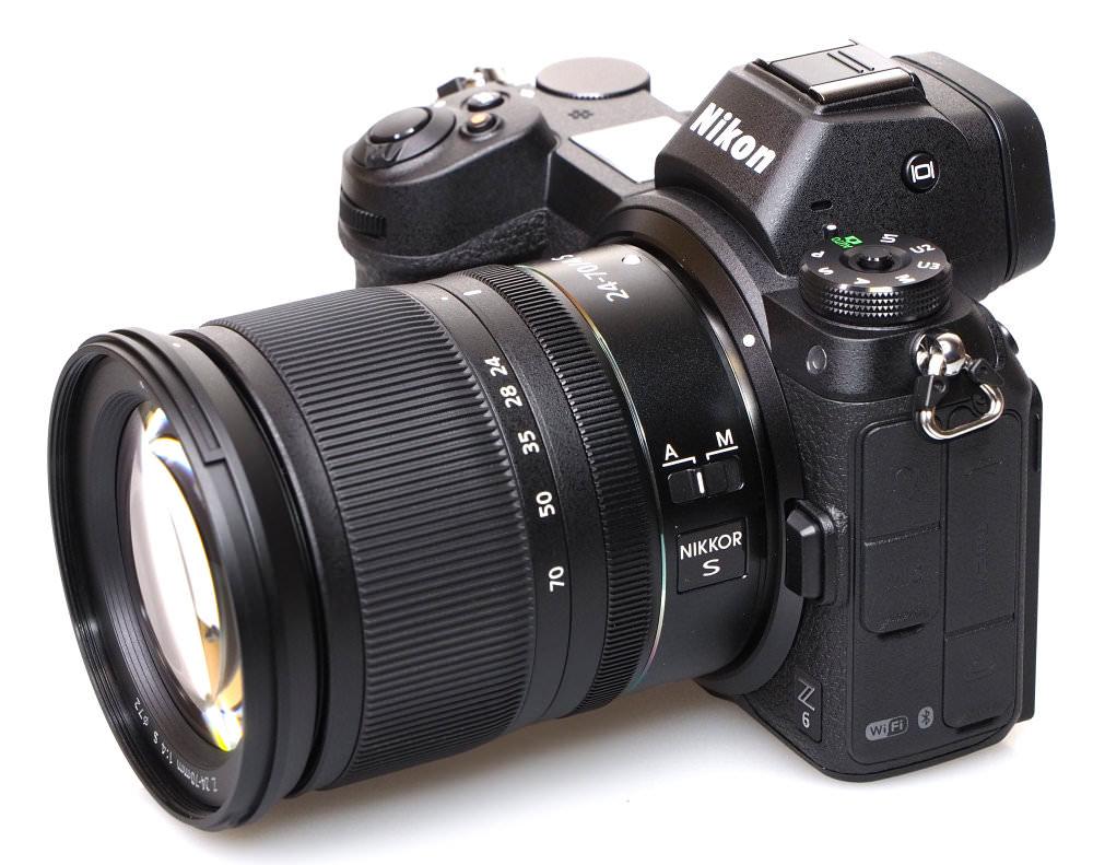 Nikon Z6 With 24 70mm (3)