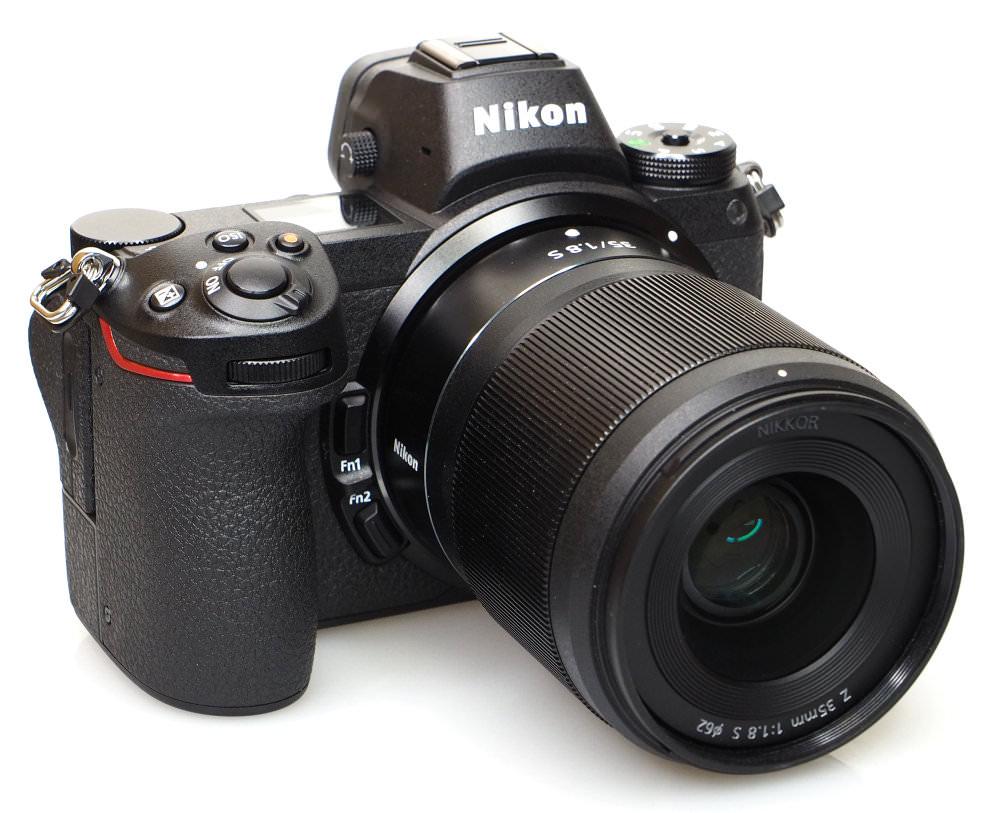 Nikon Z6 With 35mm F1 8 (2)