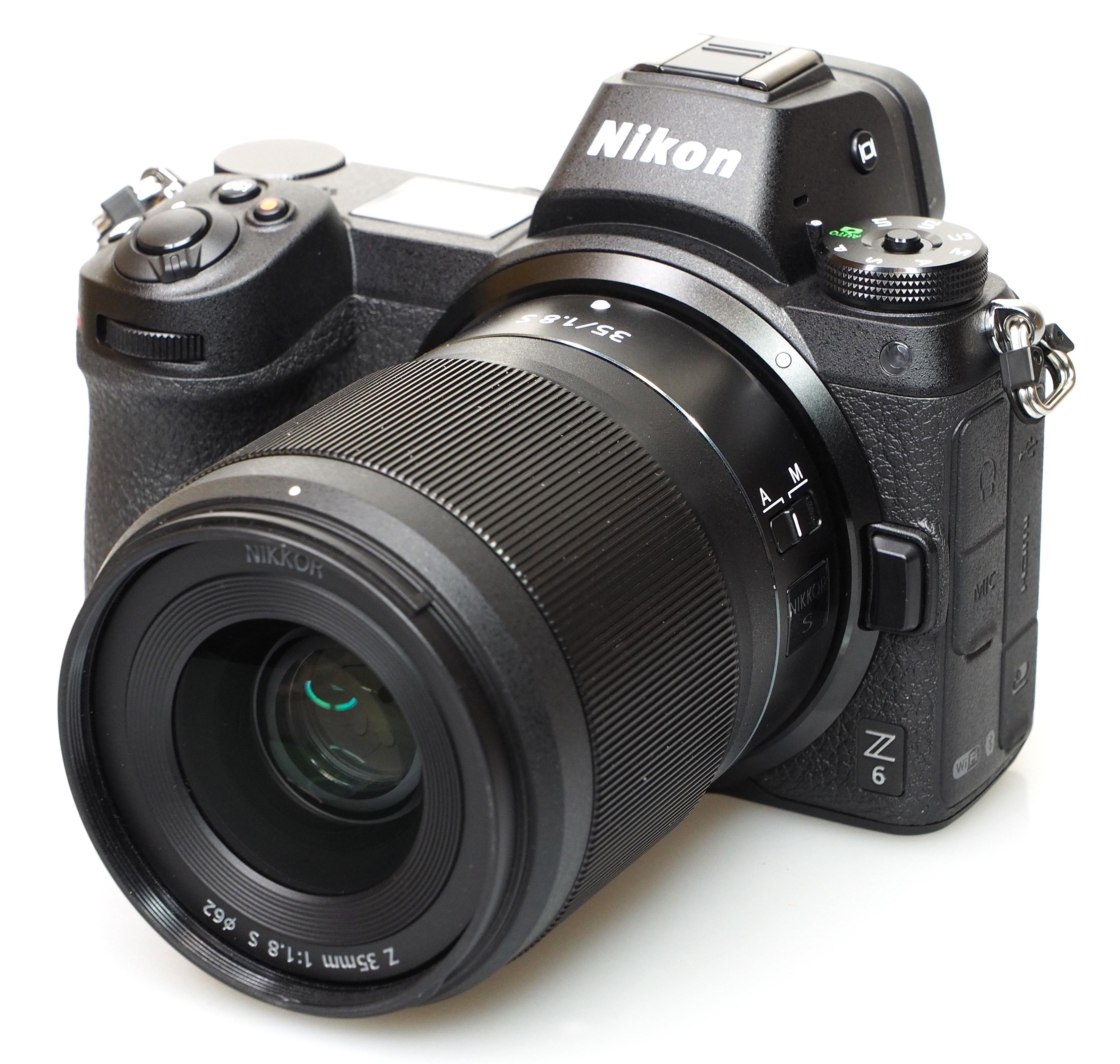 Nikon Z6 Review   ePHOTOzine
