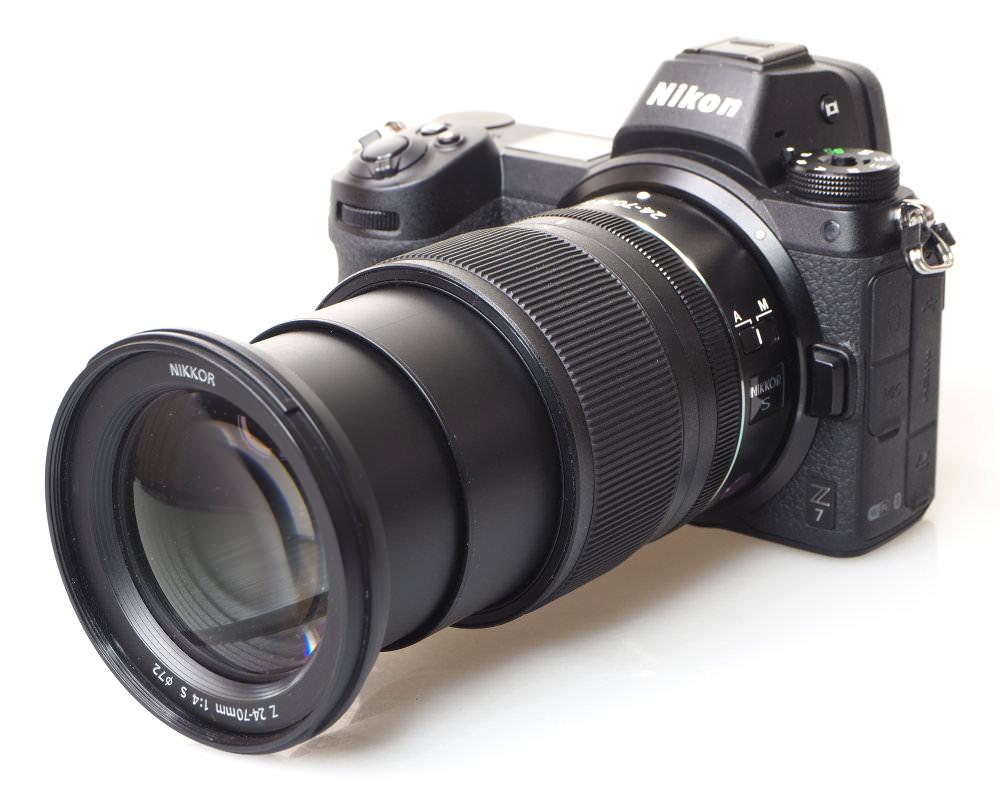 Nikon Z7 With 24 70mm (1)