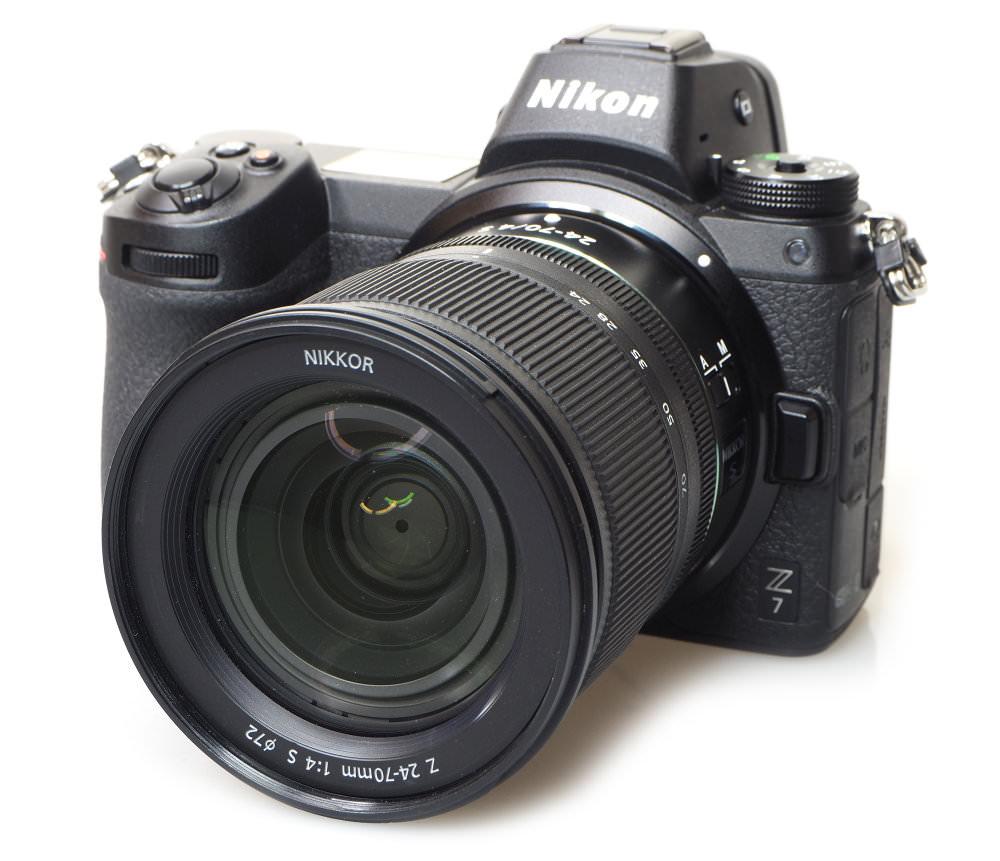Nikon Z7 With 24 70mm (2)
