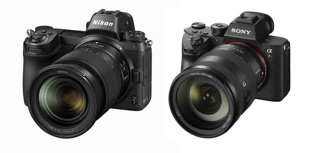 Nikon Z7 Vs Sony Alpha A7R Mark III