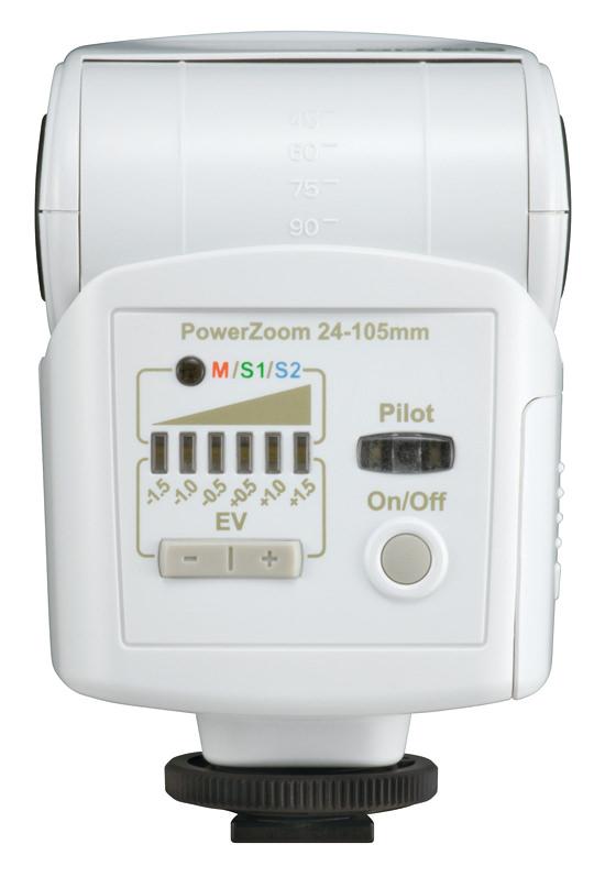 Nissin Di466 Professional Speedlite for Four Thirds System DSLR cameras