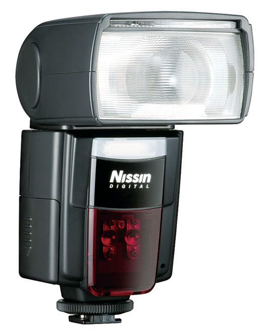 Nissin Di866 Speedlite