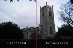 Adobe Photoshop CS4 ISO6400 test