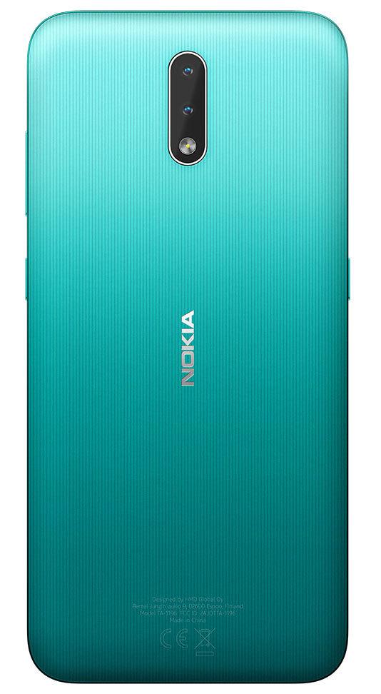 Nokia 2 Green Back  