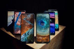Nokia C-Series, G-Series, X-Series Smartphone Ranges Announced