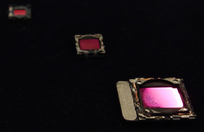 Nokia PureView Sensor