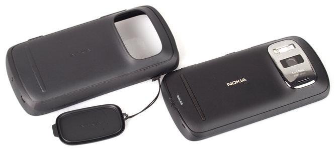 Nokia Pureview 808 Cover