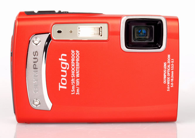 Olympus Tough TG-320 Front