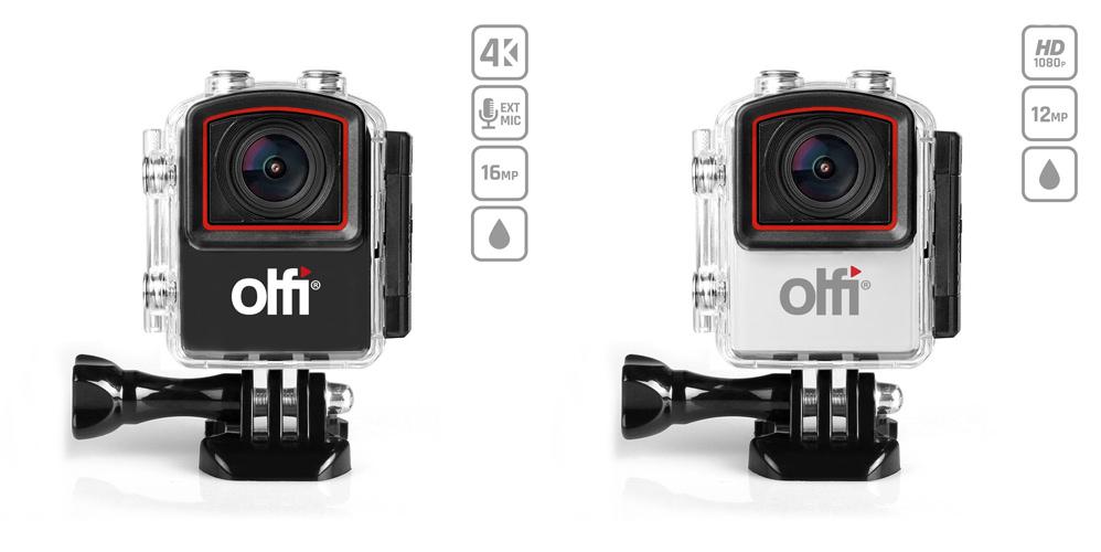 Olfi action camera
