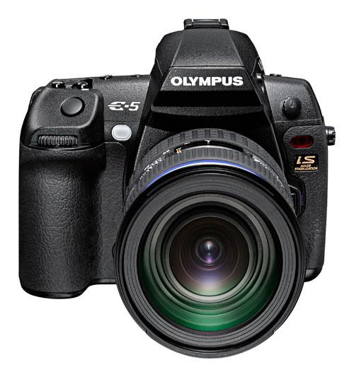Olympus E-5 DSLR