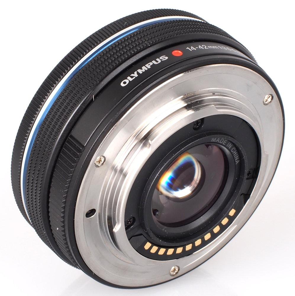 Olympus M Zuiko 14 42mm ED EZ MSC Lens (6)