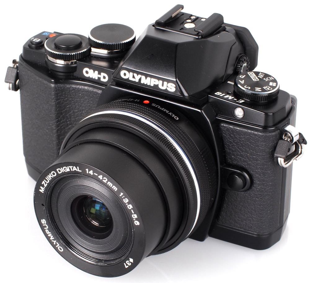 Olympus M Zuiko 14 42mm ED EZ MSC Lens (8)