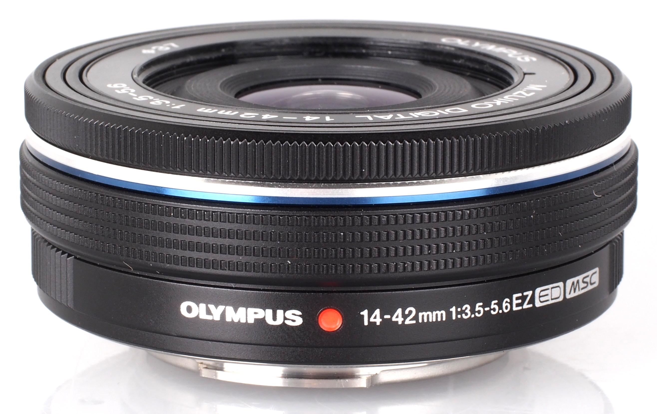 Olympus M. Zuiko 14-42mm f/3.5-5.6 EZ ED MSC Lens Review
