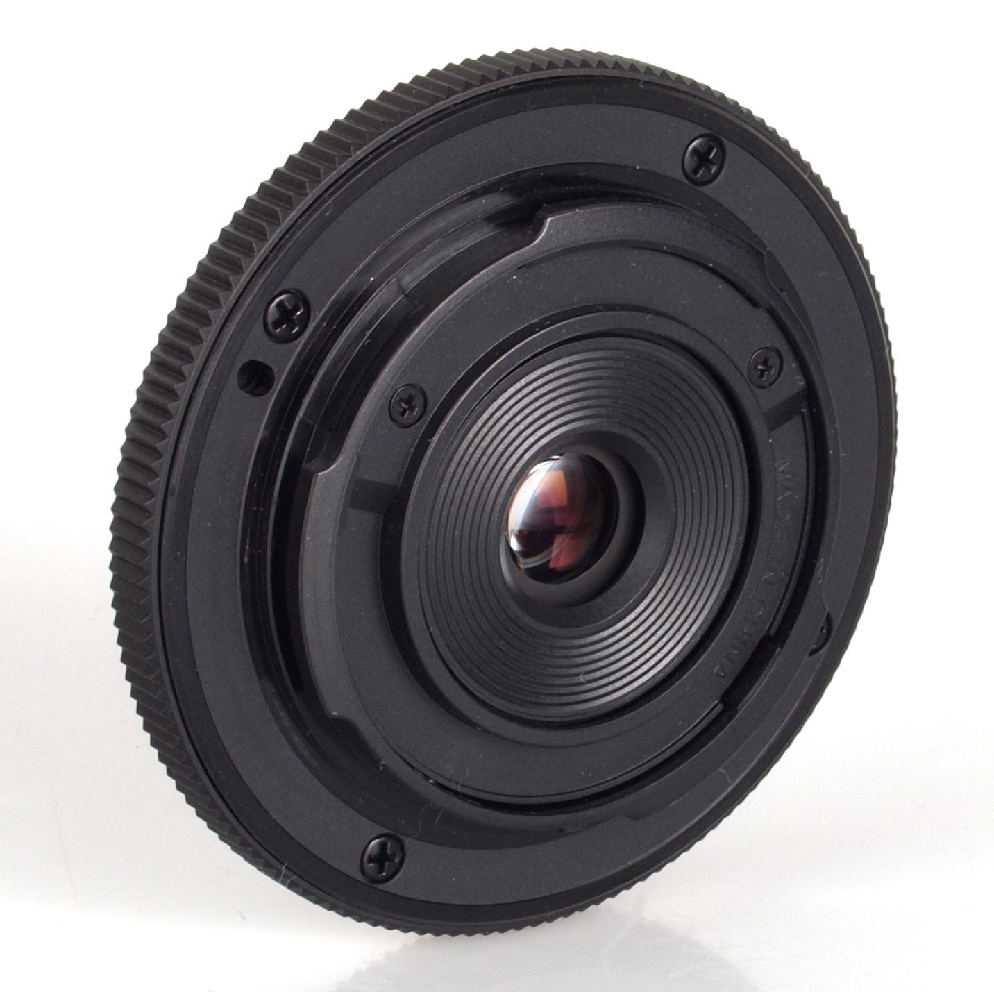 Olympus 15mm F 8 0 Body Cap Lens Review