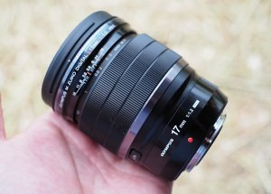 Olympus 17mm F/1.2 Pro Lens Video Review By David Thorpe