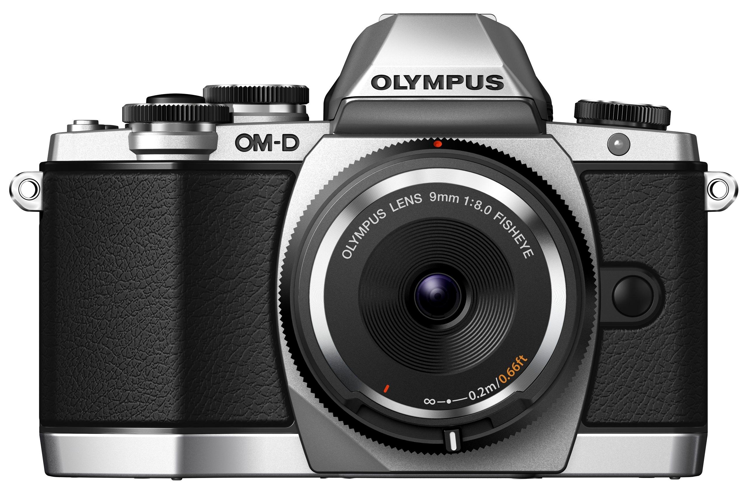 Olympus 25mm 14 42mm 9mm Fisheye Lens Announced