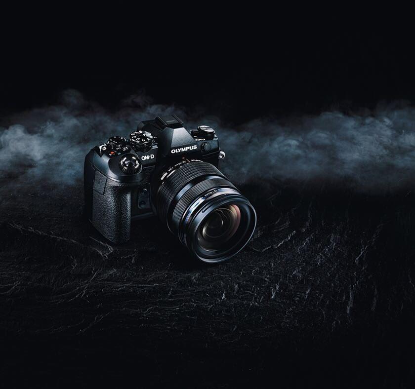 Olympus OM-D E-M1 Mark II Hands-on Photos