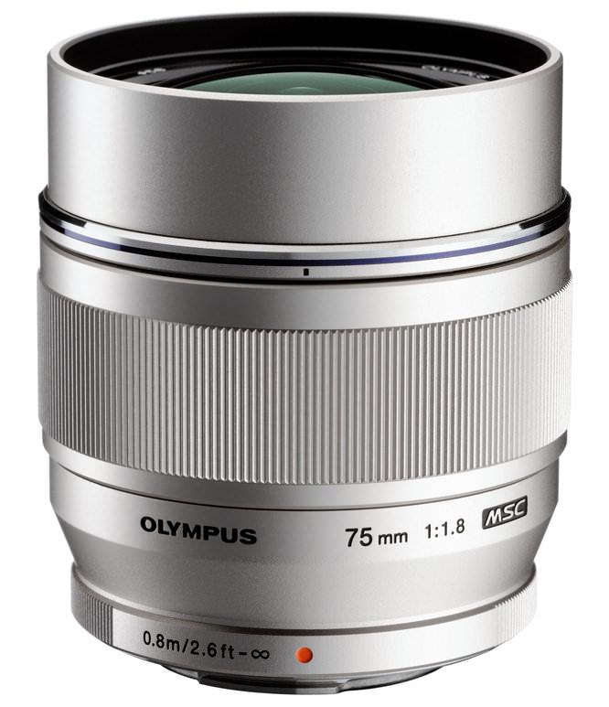 Olympus 75mm M.Zuiko