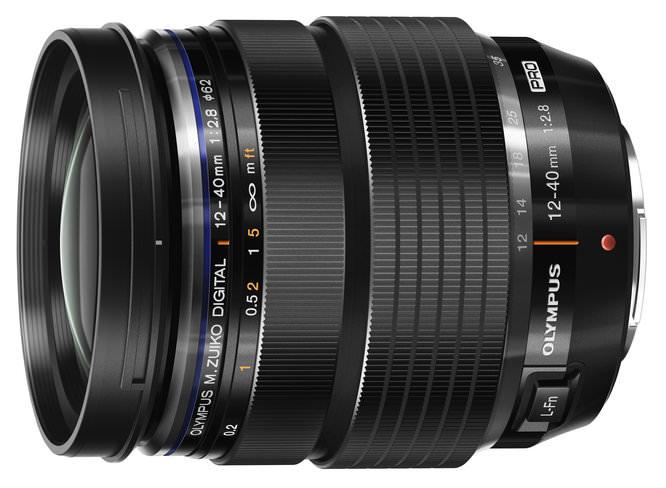 Olympus M Zuiko 12 40mm F2 8 Pro Lens