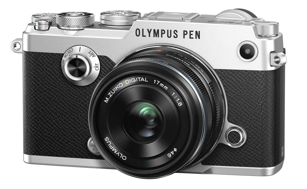 Olympus Pen F Silver