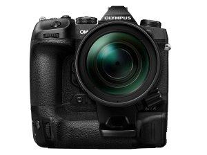 Olympus Announce OM-D E-M1X Camera