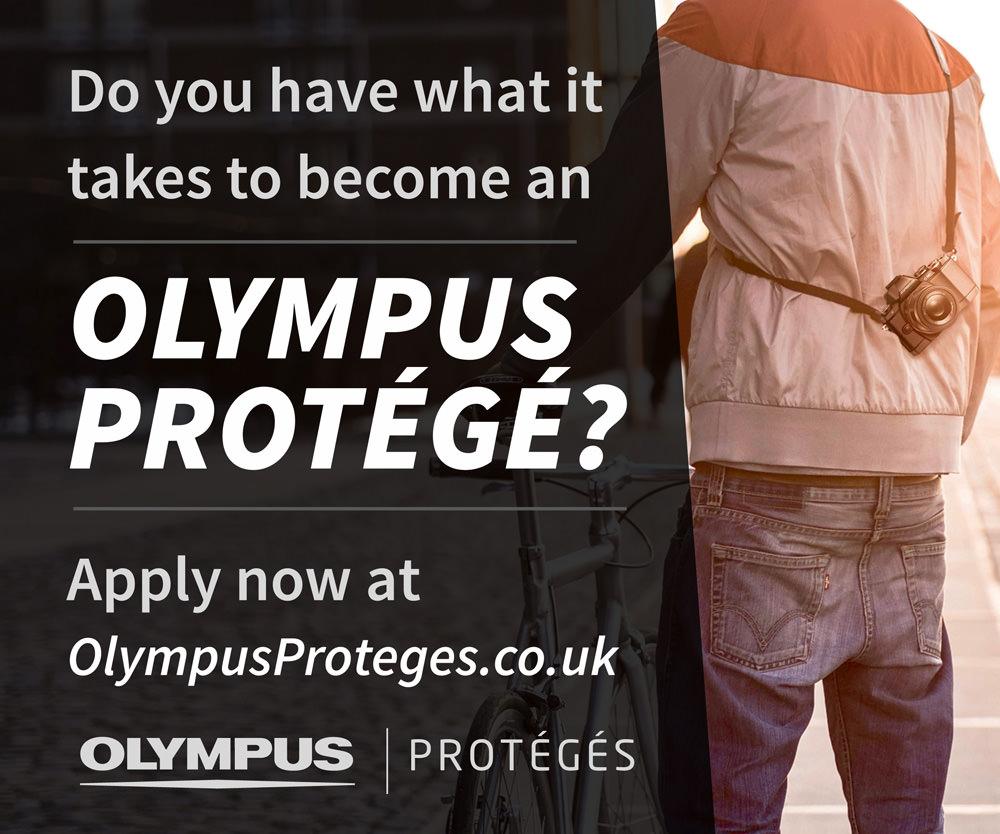 Olympus protege