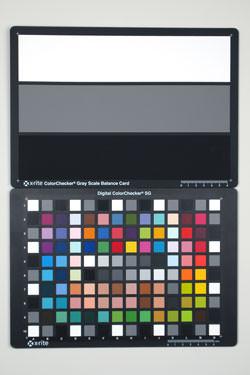 Olympus E-P2 vs Panasonic Lumix DMC-GF1: Olympus noise test