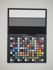 Olympus PEN E-PL2 Test chart ISO1600