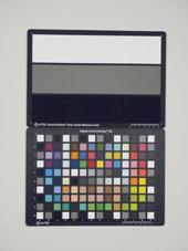 Olympus PEN E-PL2 Test chart ISO6400