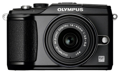Olympus E-PL2 Digital Pen Camera