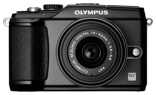 Olympus E-PL2 Digital Pen Camera