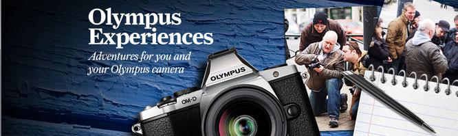 Olympus Experiences