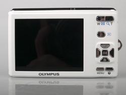 Olympus FE-4050 back