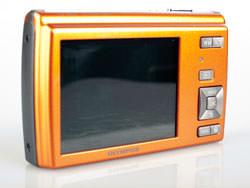 Olympus FE-5040 back