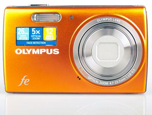 Olympus FE-5040 front