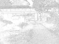 Olympus FE-5050 Drawing magic filter