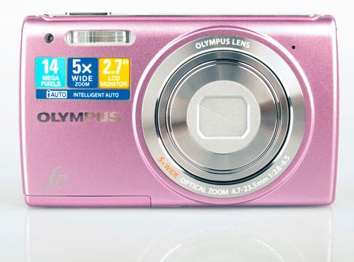 Olympus FE-5050 front