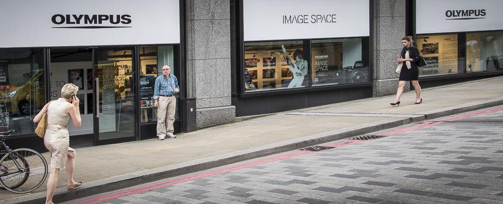 Olympus Image Space