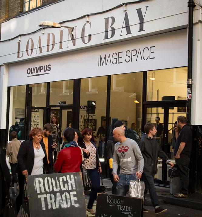 Loading Bay Gallery