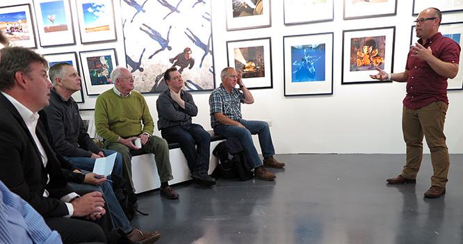 Olympus Image Space Event - ePHOTOzine members.