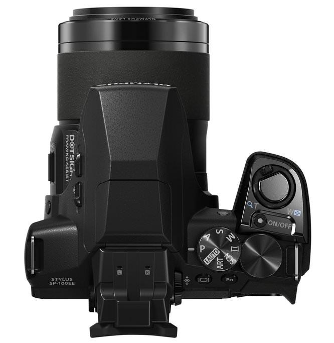 SP 100EE Top Lens In