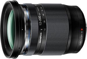 Olympus Launch New 12-200mm f/3.5-6.3 Lens