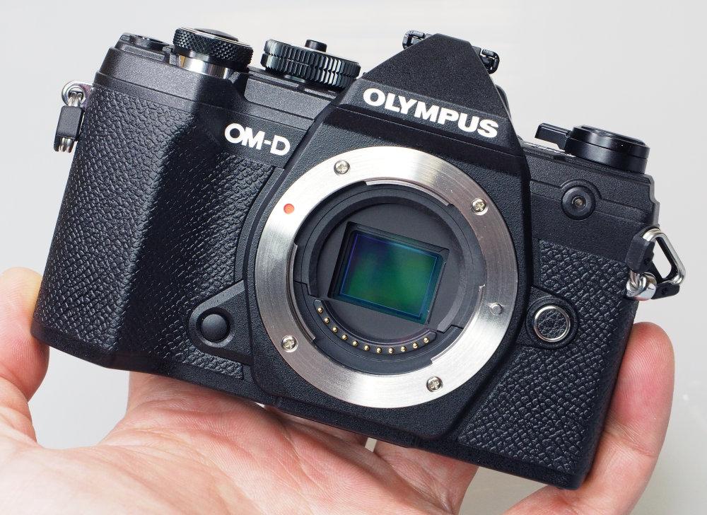 Olympus OM D E M5 MarkIII Black (5)